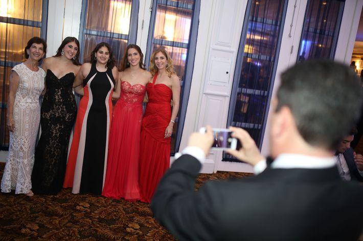 En la noche de fiesta predominó la elegancia. Foto José R. Pérez Centeno.