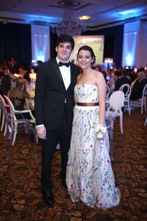 Nicolás Mignucci y Alejandra Longo. Foto José R. Pérez Centeno.