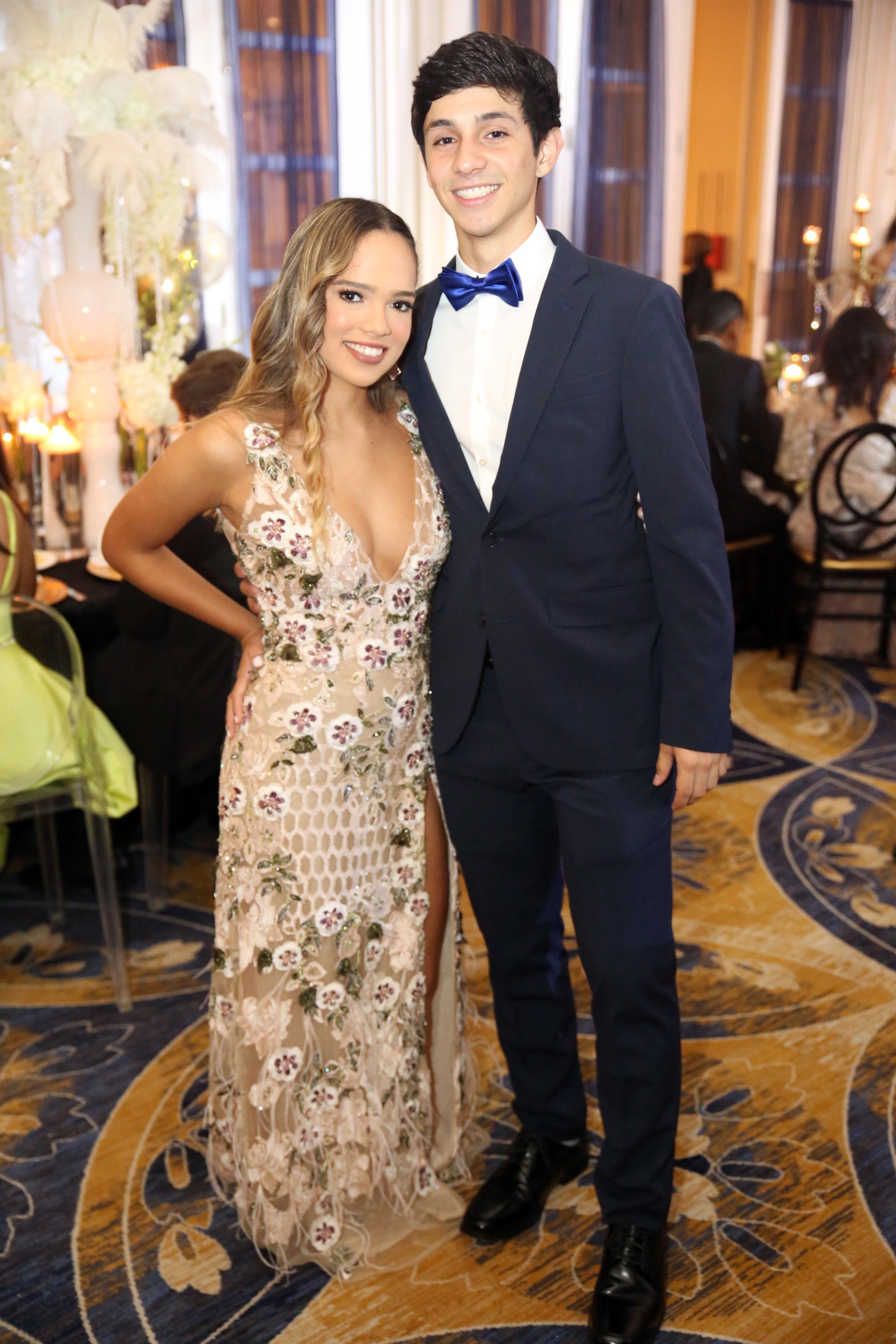 Patricia Mateo y Sebastián Rivera.Foto José Rafael Pérez Centeno.