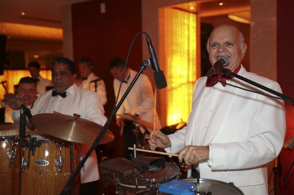 La música de la celebración estuvo a cargo del Big Band de Quique Talavera y DJ Joaquín Opio junto al Sax de Frank Torres, logrando transportar a los invitados a través de la historia del hotel. Foto suministrada