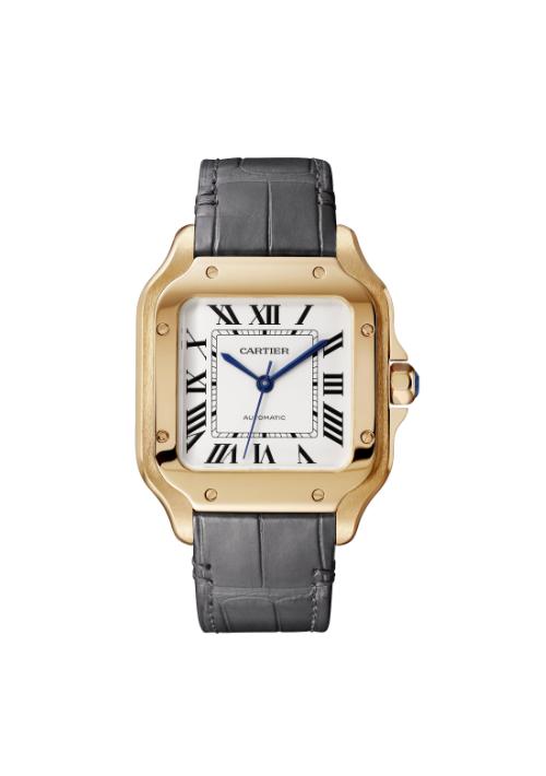Reloj Santos de Cartier.