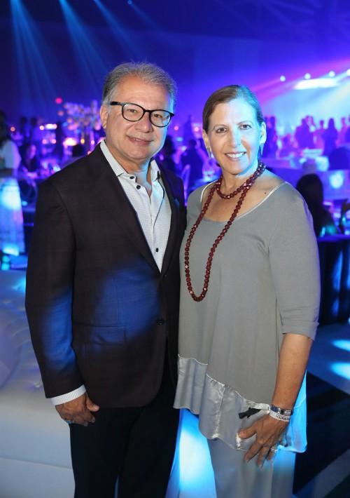 Luis Ortiz Espinosa y Maritza Soto. (José Rafael Pérez Centeno)