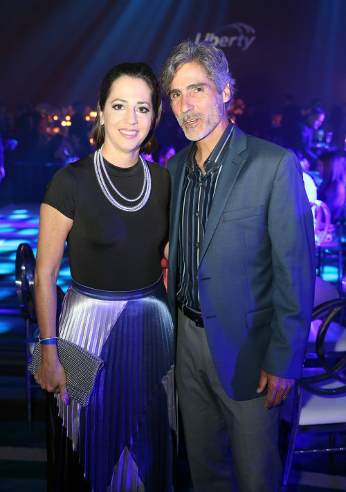 Lety Rivero y Raúl Negrón. (José Rafael Pérez Centeno)