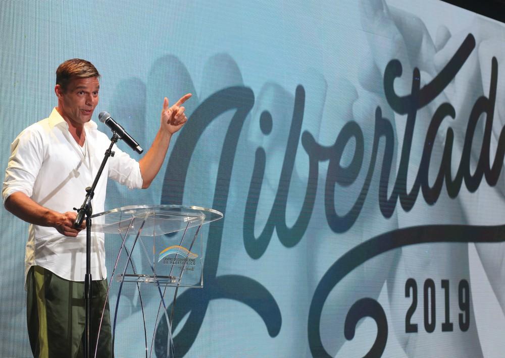 La celebración tuvo lugar en el Centro de Convenciones de Puerto Rico. (José Rafael Pérez Centeno)