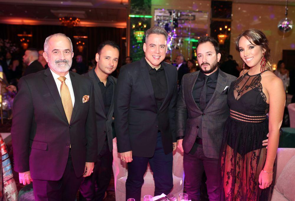 Rafael Irrizary, Joel Rosa, Harry Robles, Alejandro Velázquez y Leymar Pérsico. Foto: José R. Pérez Centeno
