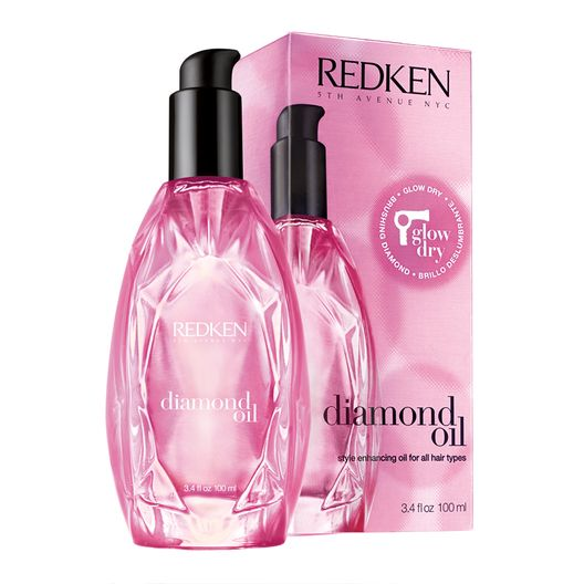 Diamond oil de Redken, para todo tipo de cabello y creado para usarlo tras el secado
