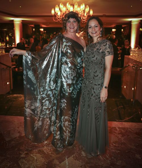 Rita Garay y Militza Orama. Foto suministrada