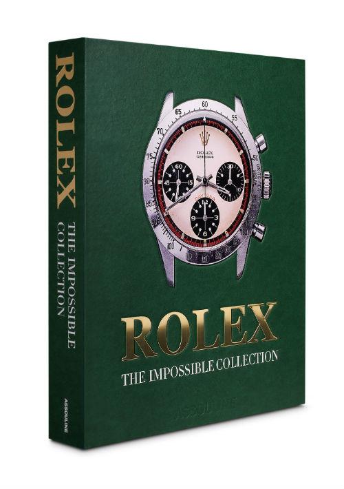 Libro de Rolex de Kiyume. (Foto: Suministrada)