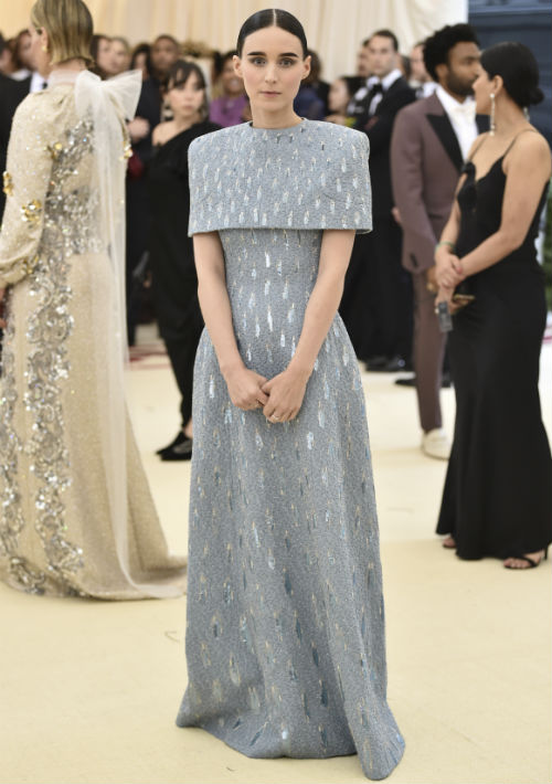La actriz Rooney Mara (AP)