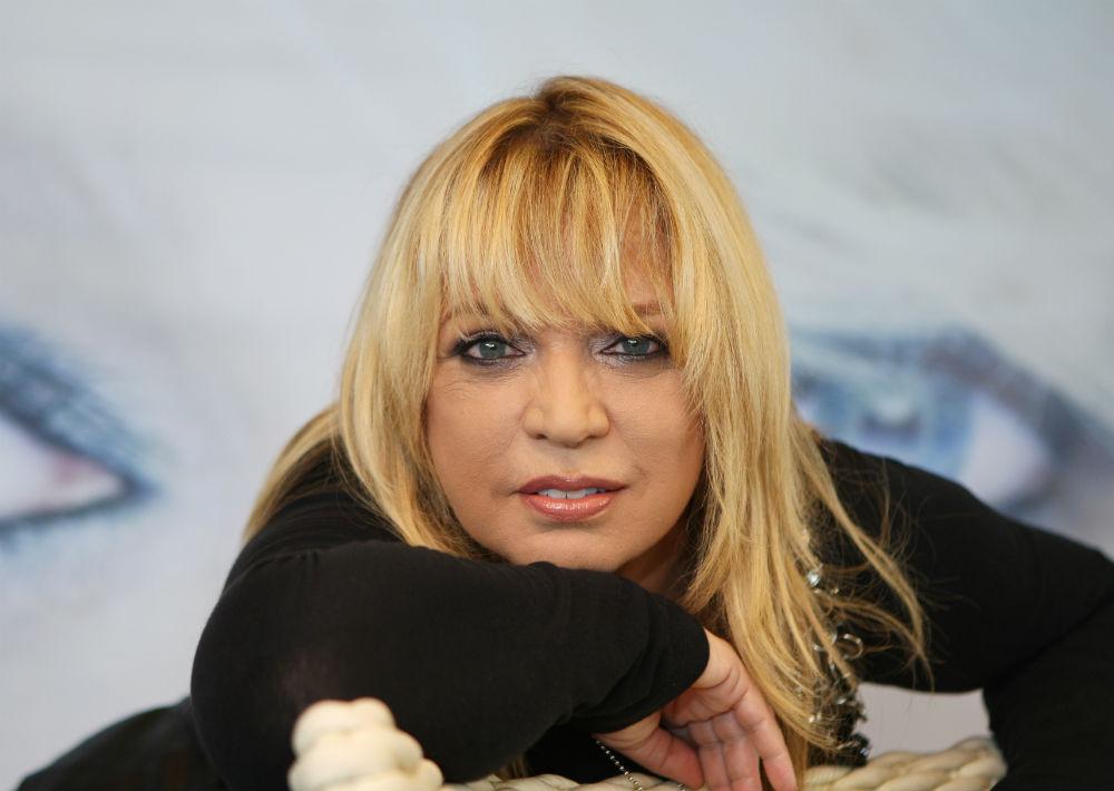 En el 2009 volvió a su cabellera bien clara, con capas y pollina. (Foto: Archivo/ GFR Media)