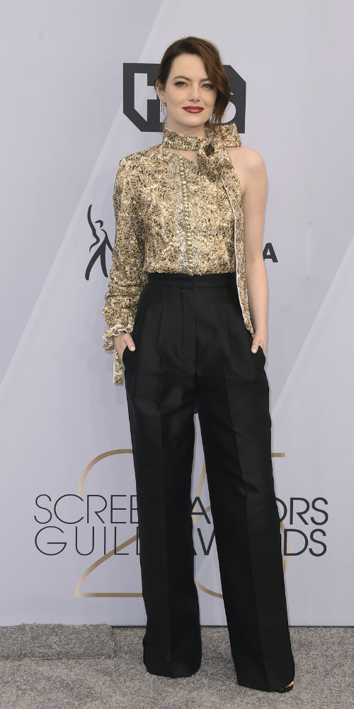 Emma Stone. (AP)