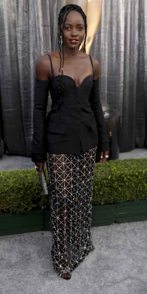 Lupita Nyong'o. (AP)