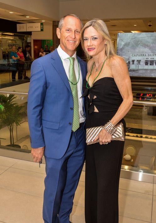 Adolfo González y Marie Berio. Foto Enid M. Salgado Mercado.