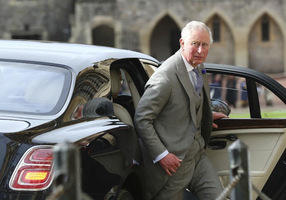 Por ser el hijo mayor de la reina y el duque de Edimburgo, Phillip, el príncipe Charles es el primero en la línea de sucesión. (AP)