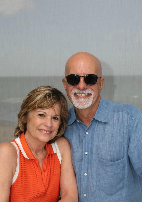 Carmencita Suárez y Silvio López fueron parte del selecto grupo de invitados. (Suministrada)