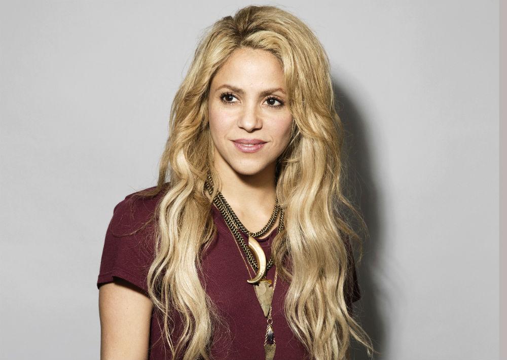 """Shakira. La colombiana es una de las latinas que más éxito ha tenido en la industria de la belleza con sus fragancias """"S by Shakira"""", """"Elixir"""", """"Wild"""" y """"Rock"""". (Foto: Archivo/ GFR Media)"""