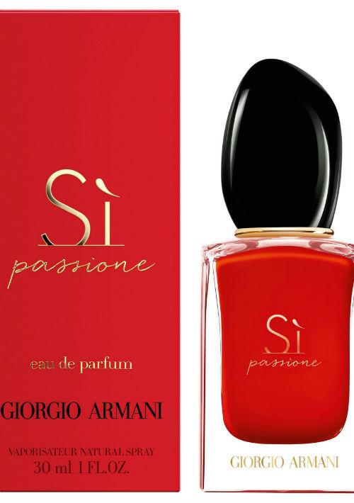 Sì Passione de Giorgio Armani (Foto: Suministrada)