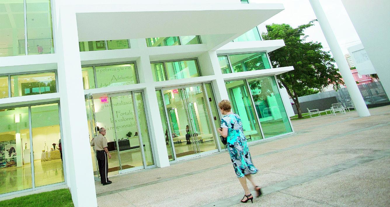 Centro para Puerto Rico, en Río Piedras. Contacto: (787) 765-4500 info@centroparapuertorico.org (Suministrada)