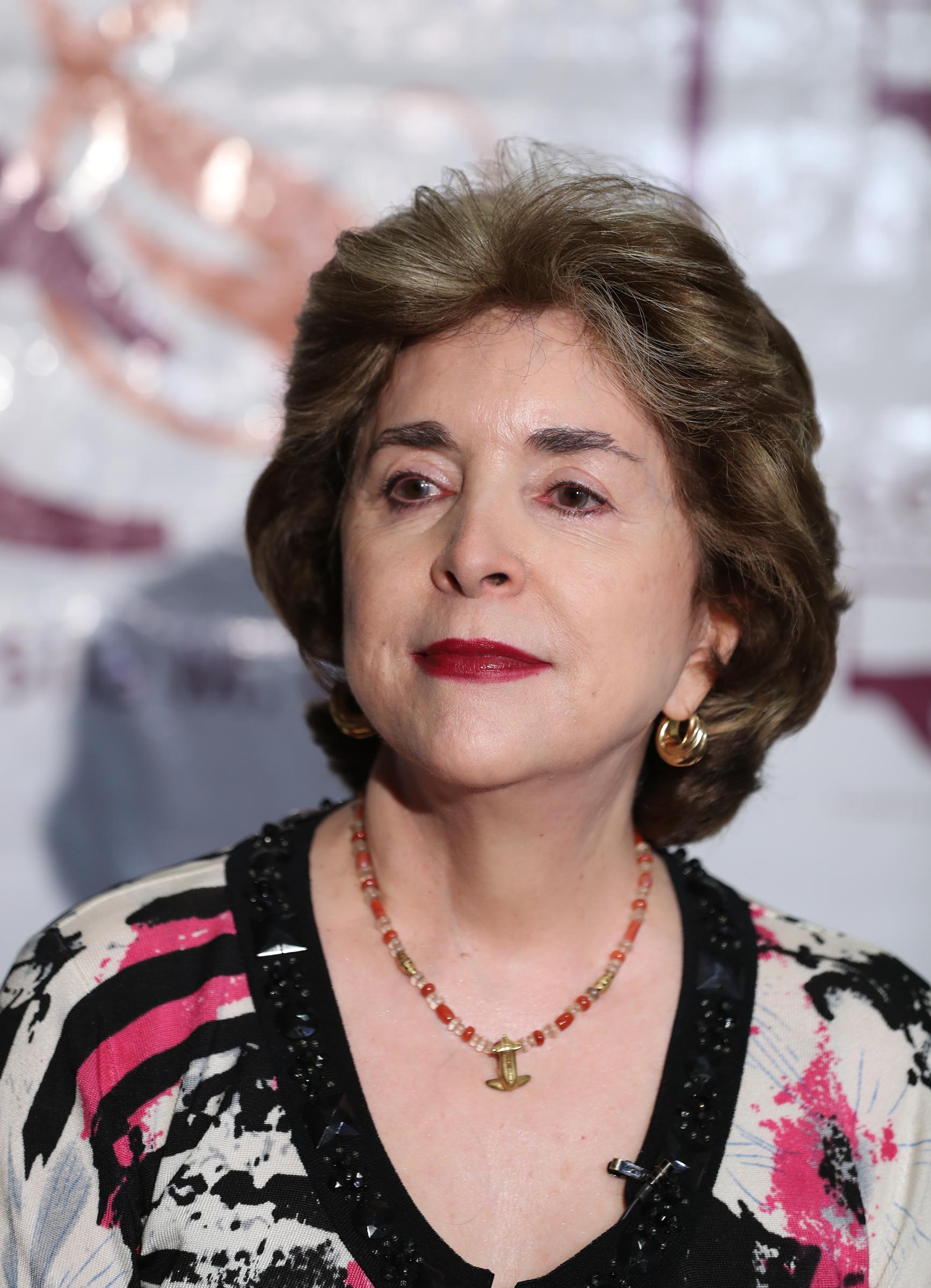 Sila María Calderón (nacida en 1942): primera y única mujer en ser electa gobernadora de Puerto Rico. (Archivo)