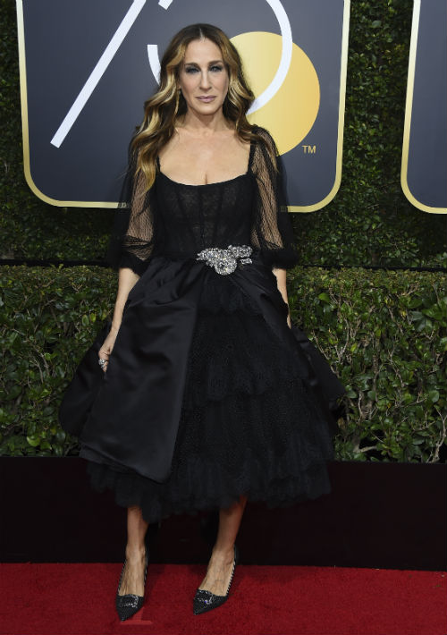 Sarah Jessica Parker (Photo by Jordan Strauss/Invision/AP)
