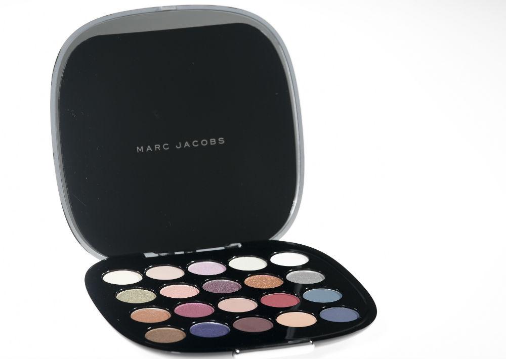 Estuche de sombras Marc Jacobs, $99, de Sephora. (Foto: Gerald López-Cepero)