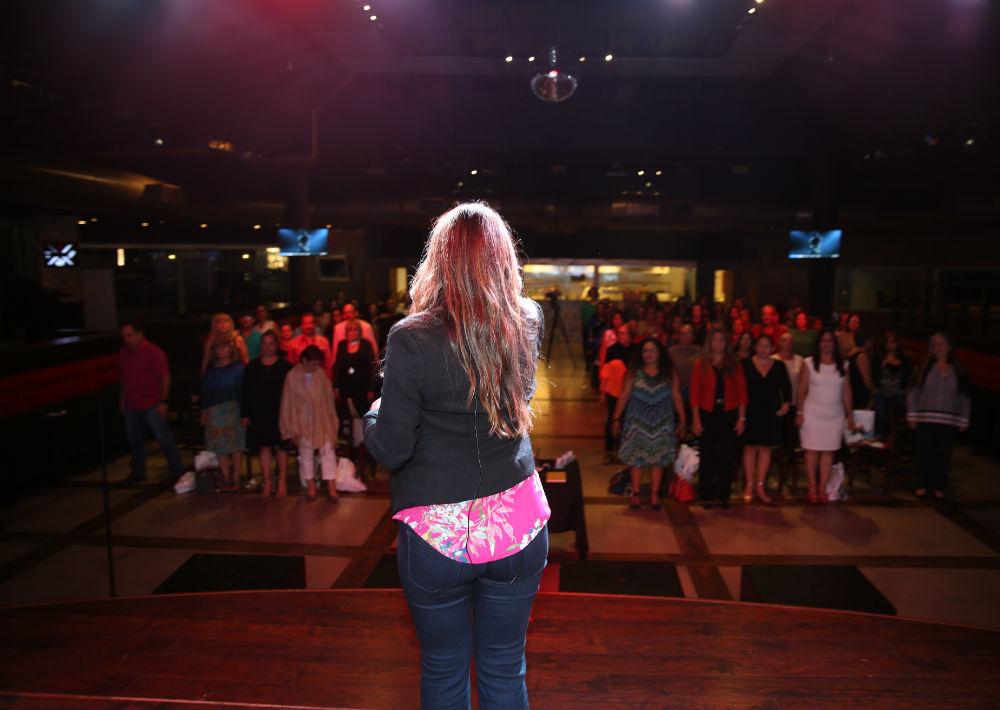 """Táyna Rivera es coach de vida, conferenciante internacional, creadora del blog """"Lo mejor de ti"""". (Foto: Suministrada)"""