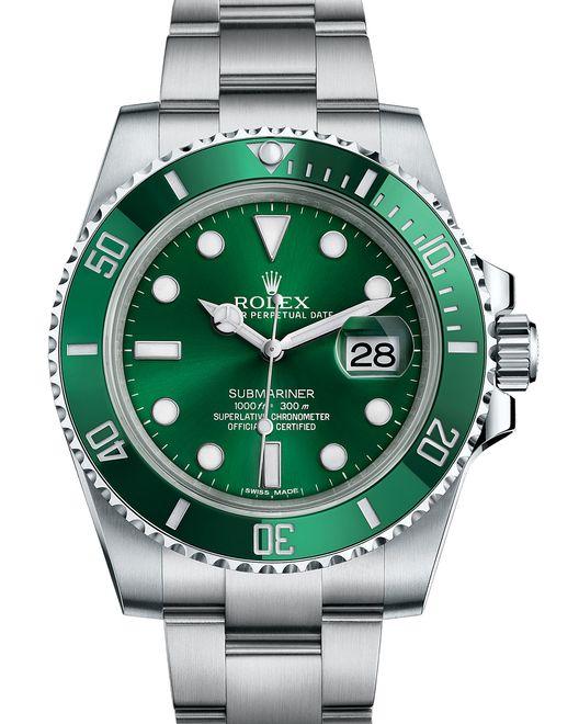 Reloj  Rolex Submariner Date 40mm de Kury Alta Relojería.
