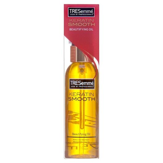 Tresemmé Keratin Smooth Beautifying Oil para reparar