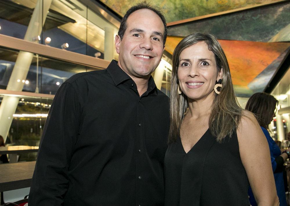 Benjamín Rivera y Guelmari Sosa. (Suministrada)