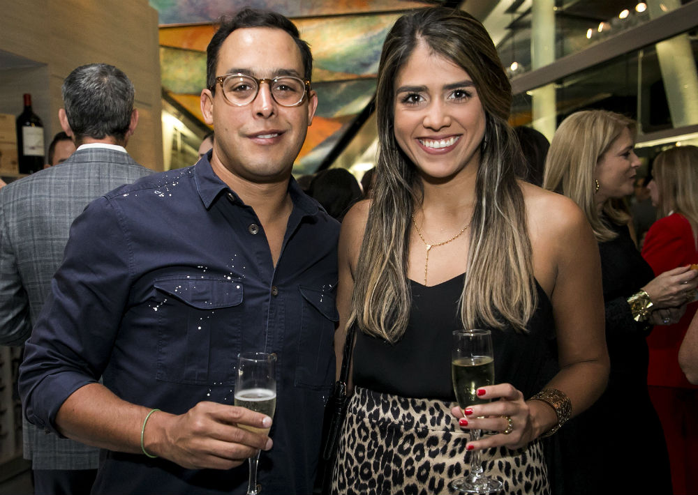 Jorge Bracero y Paloma Maymi. (Suministrada)
