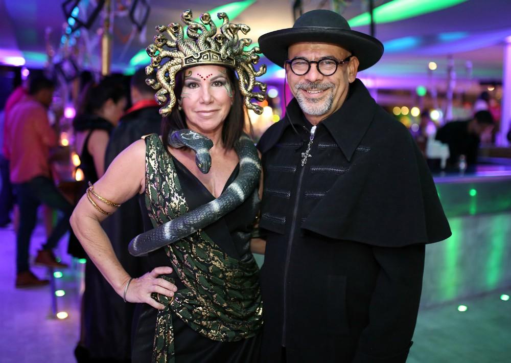 Lourdes Sobo y Fernando Irizarry. (Foto: Suministrada)