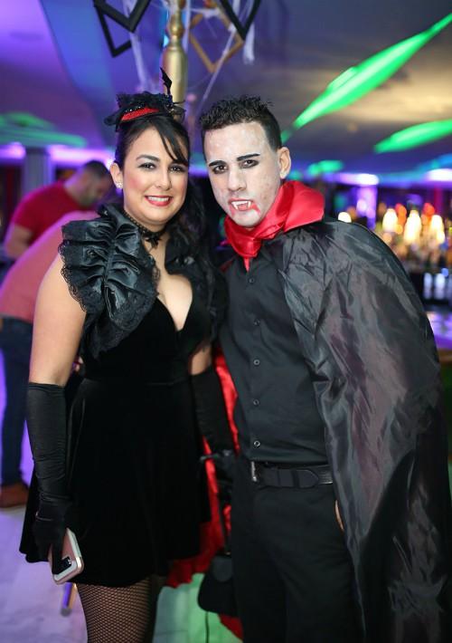 Deborah Roldán y Joshua Rivera. (Foto: Suministrada)