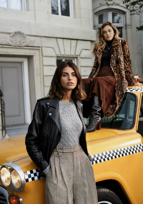 Las prendas de vestir están dirigidas a mujeres que trabajan y gustan de la moda de los años 90, traída a la actualidad sin perder su esencia. (Suministrada/ Ralph Lauren)