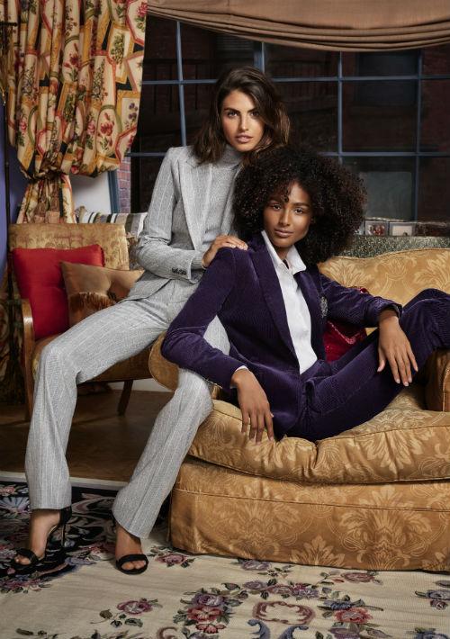 """""""Ralph Lauren x Friends"""" incluye piezas como trajes de lana y cuellos de tortuga en siluetas actualizadas. (Suministrada/ Ralph Lauren)"""