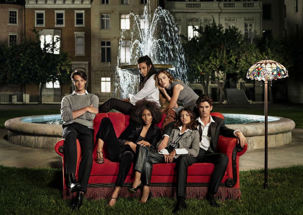 """La propuesta está inspirada en los """"looks"""" que marcaron tendencia en """"Friends"""". (Suministrada/ Ralph Lauren)"""