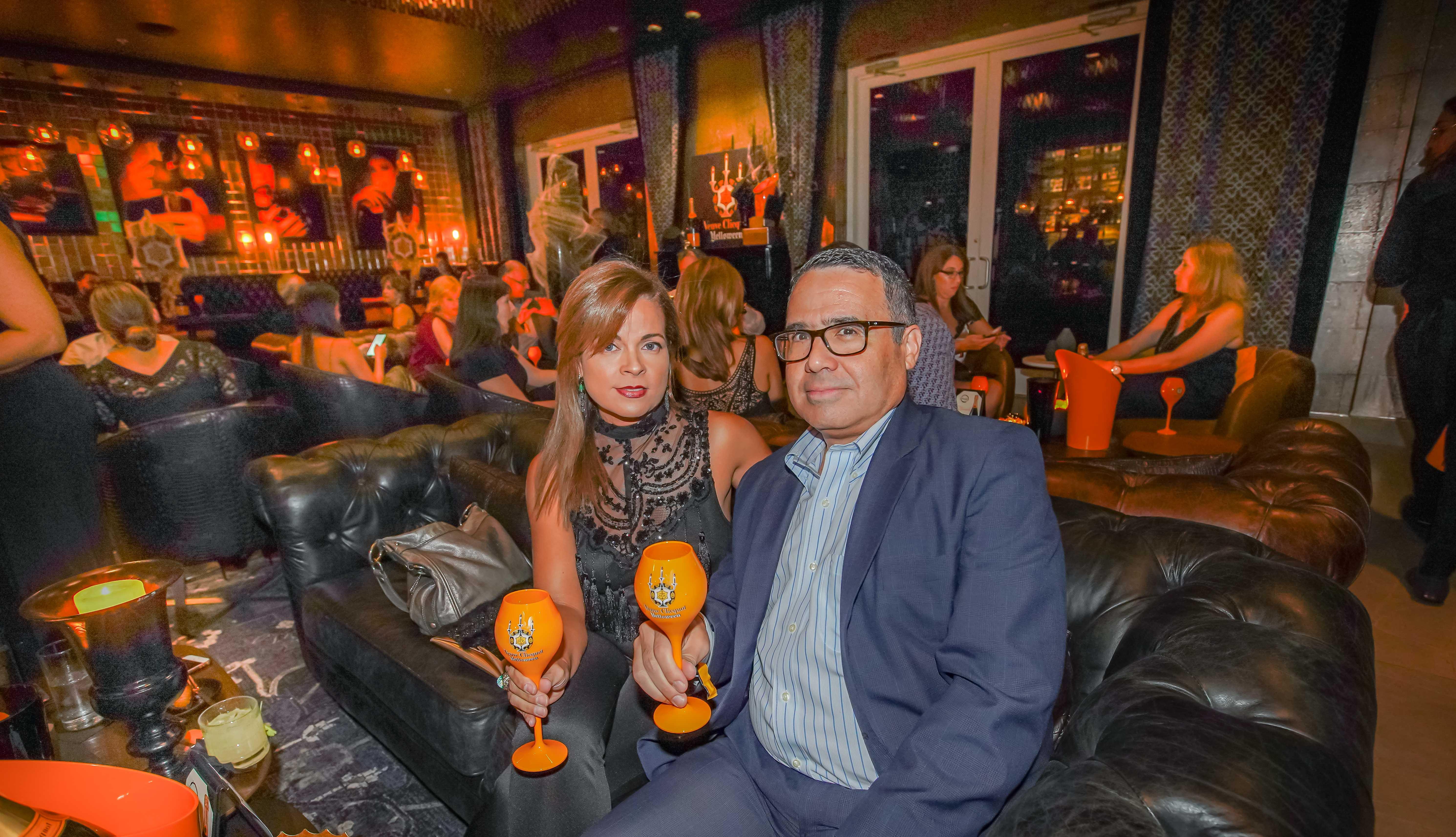 Zulma Acosta y Antonio Ramírez. (Suministrada)