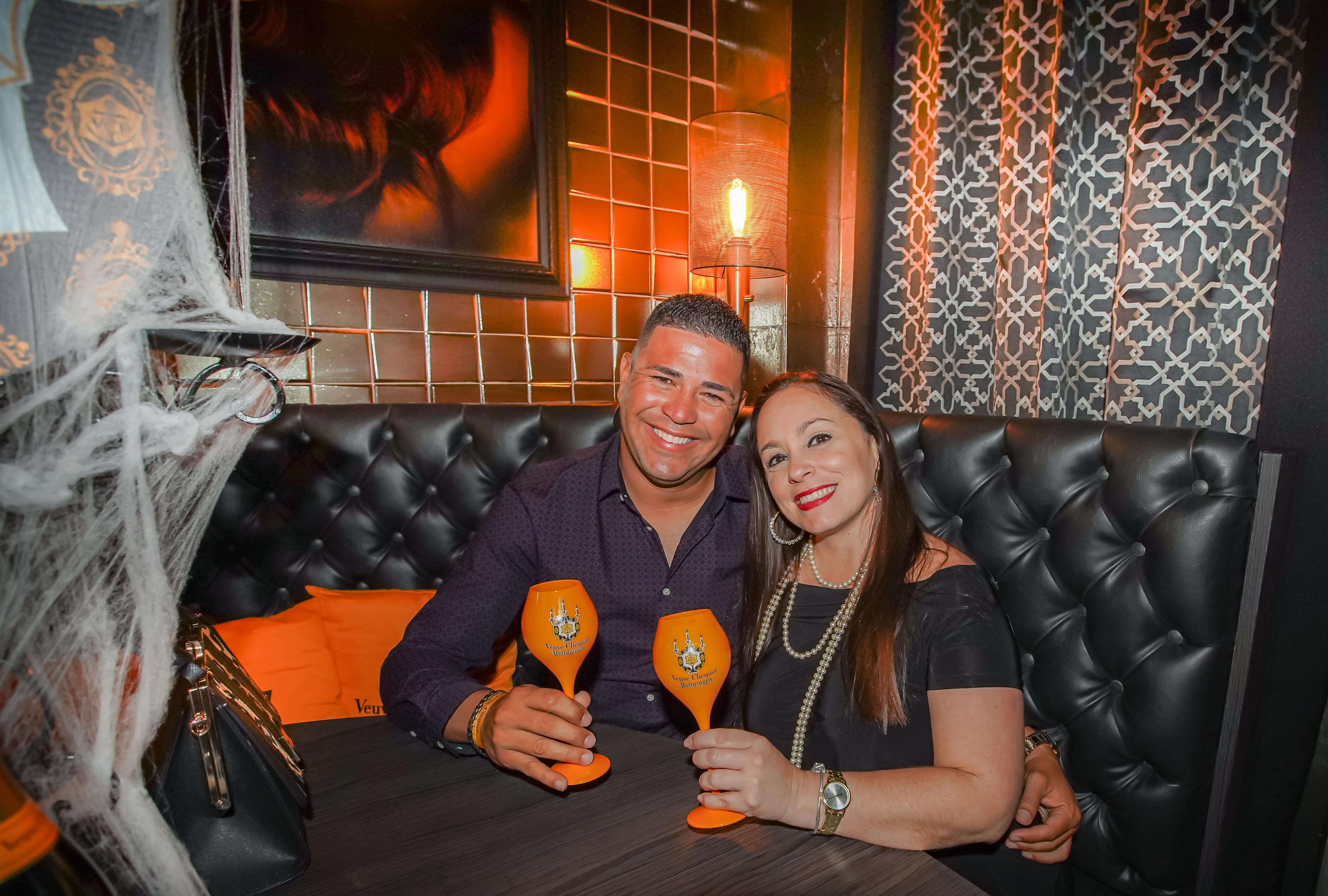 Daniel Ruiz y Yanira Escoda. (Suministrada)