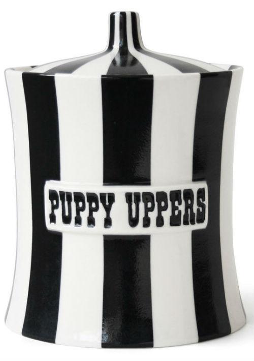 "Contenedor ""Puppy Uppers"" de Jonathan Adler. (Foto: Suministrada)"