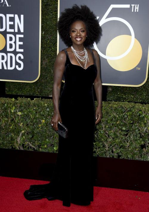 Viola Davis (Photo by Jordan Strauss/Invision/AP)