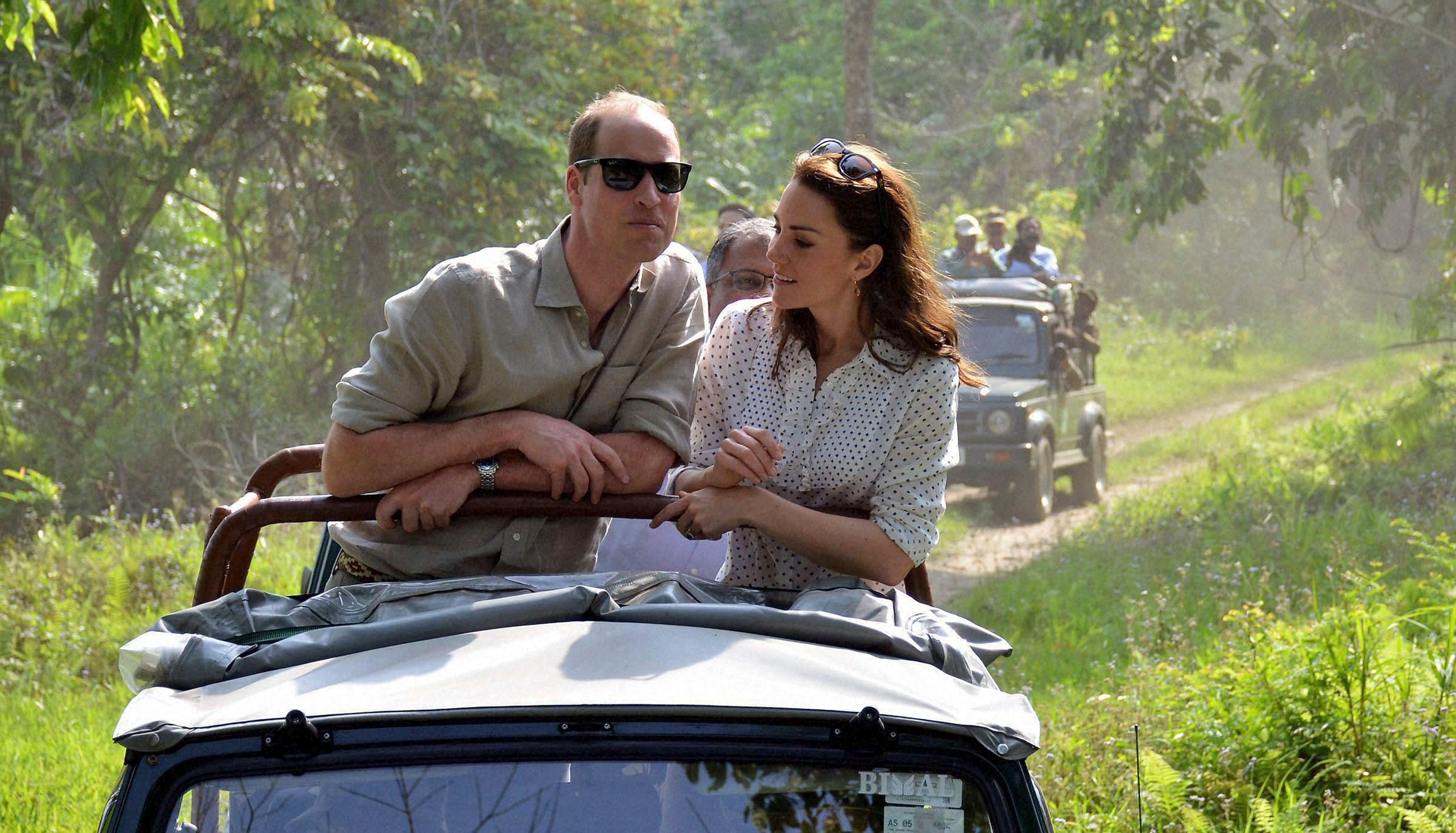 El príncipe William y Kate Middleton se conocieron en el 2001, cuando estudiaban en la Universidad de St. Andrews, en Escocia. (Archivo)