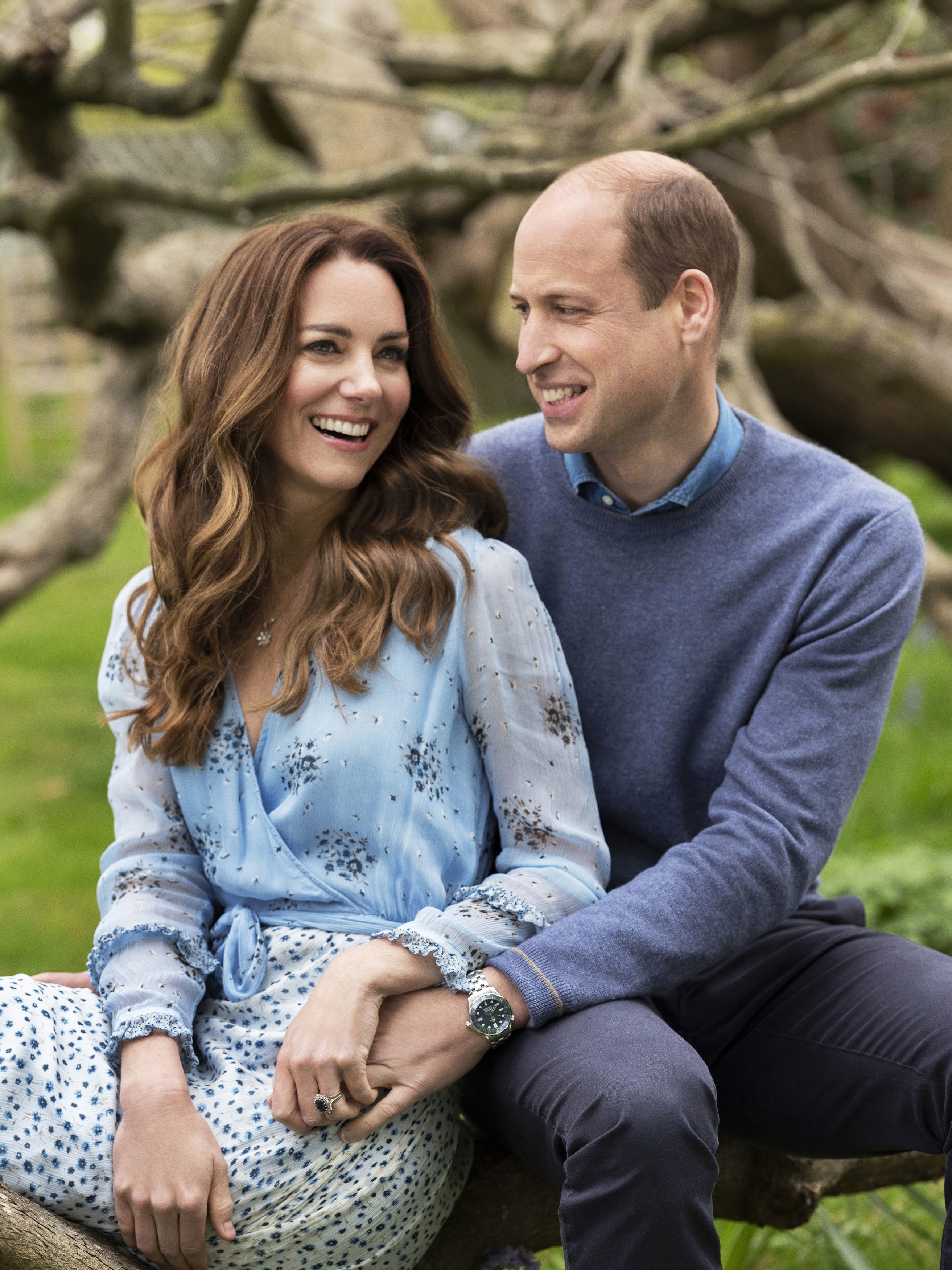 El Palacio de Buckingham festeja la unión matrimonial de 10 años del príncipe William y Kate, un romance que cuenta con el apoyo de los ingleses.