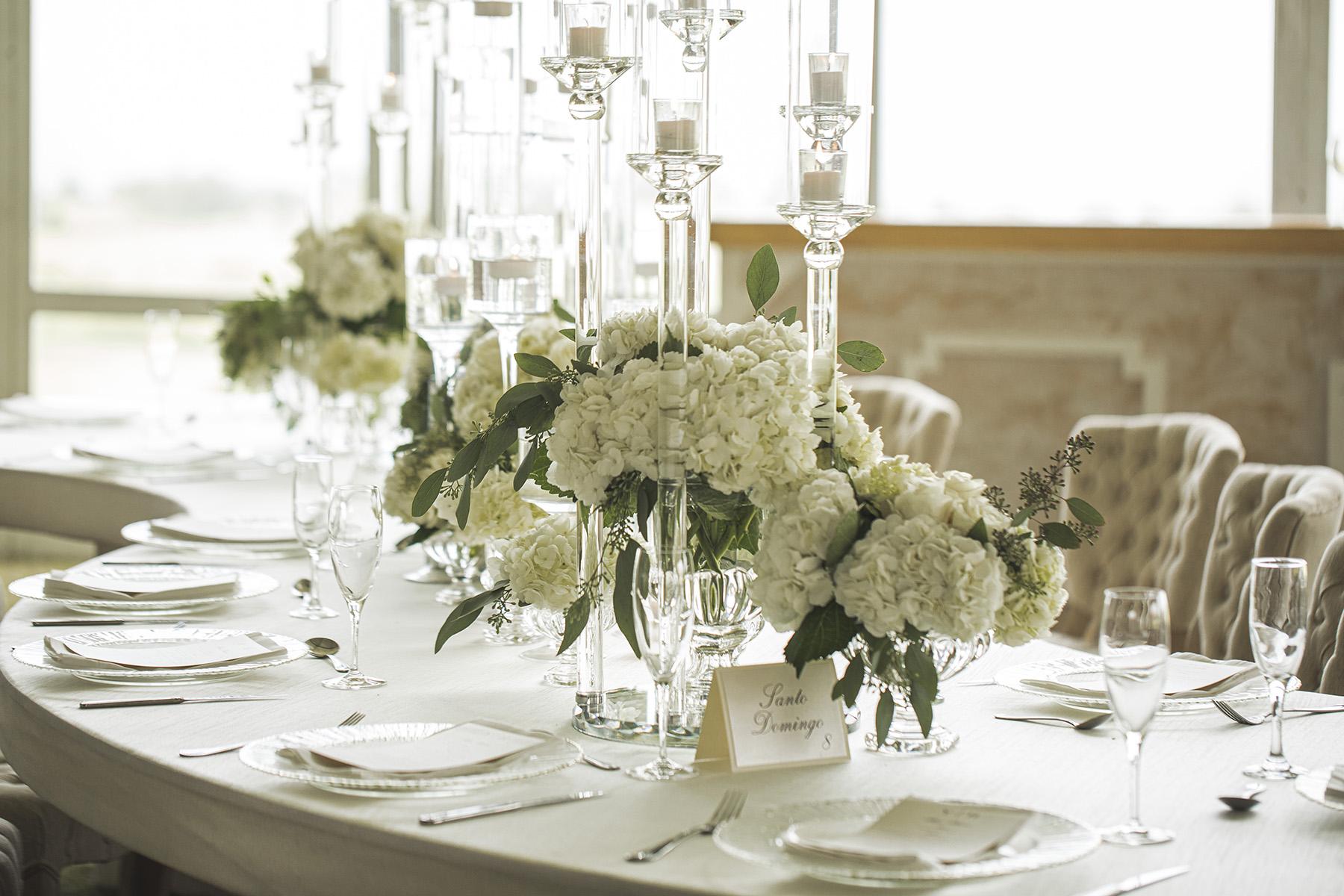 La coordinación  fue de Glamourama. Fotografía Wedding Mafia.