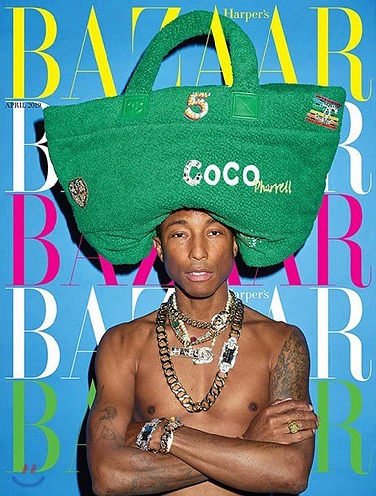 """""""Chanel-Pharrell"""", una de las últimas colaboraciones ideadas por Karl Lagerfeld.  La colección cápsula acerca Chanel al """"streetwear"""" con la visión de Pharrell Williams. (Suministrada)"""