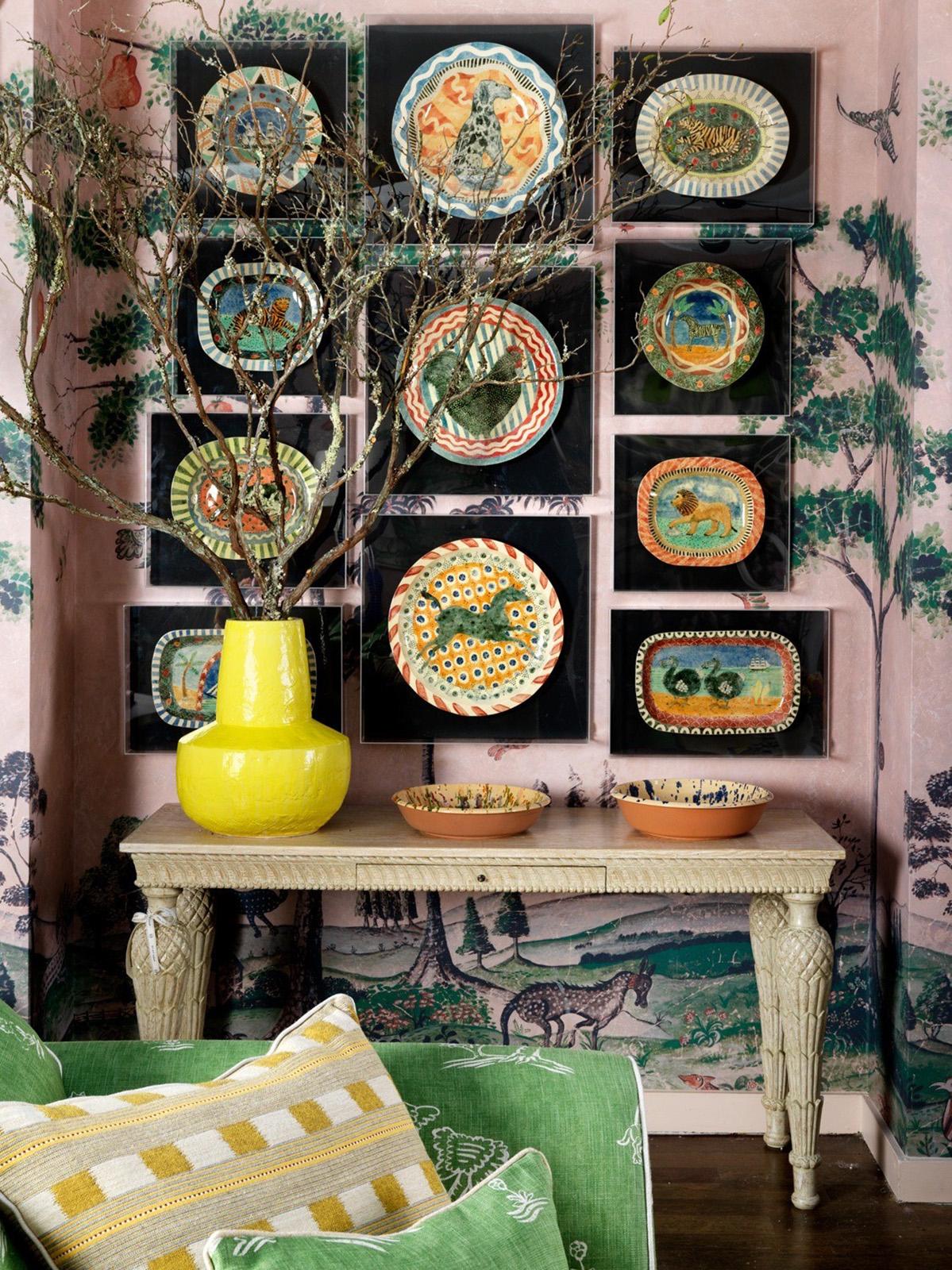 Un pop-up para no perderse… Kit Kemp, la famosa diseñadora de interiores inglesa, presenta su  mundo de decoración con colecciones exclusivas en Bergdorf Goodman, Nueva York, sólo durante el verano. (Suministrada)
