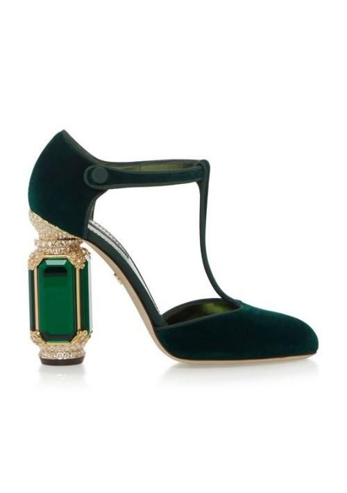 Objeto de deseo… ¡Una auténtica joya! Este modelo de Dolce & Gabbana es de los que te dejan sin aliento. (Foto: Suministrada)