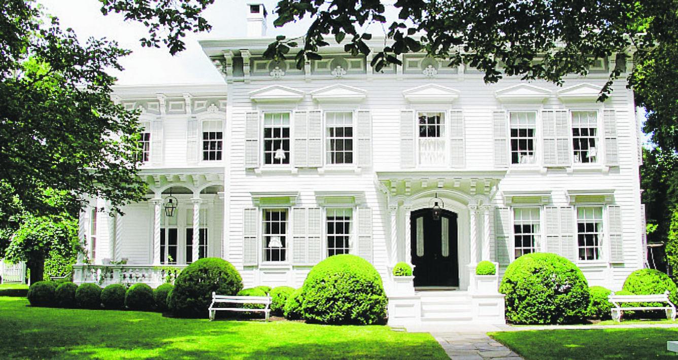 """Este verano visité """"Los Hamptons"""" redescubriendo la magia de los pequeños pueblos en Long Island. Desde East Hampton, con sus majestuosas casas coloniales como esta, hasta el aire playero de Montauk. (Foto: María Zipperle)"""