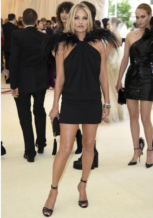 La modelo Kate Moss (AP)