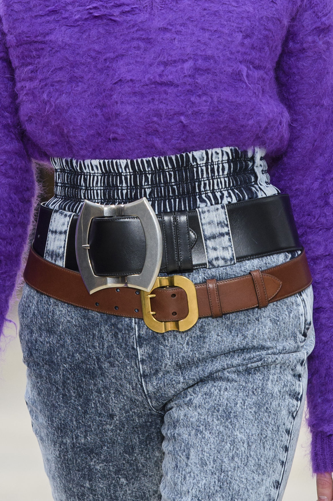 Lo Nuevo En Cinturones Anchos Magacín