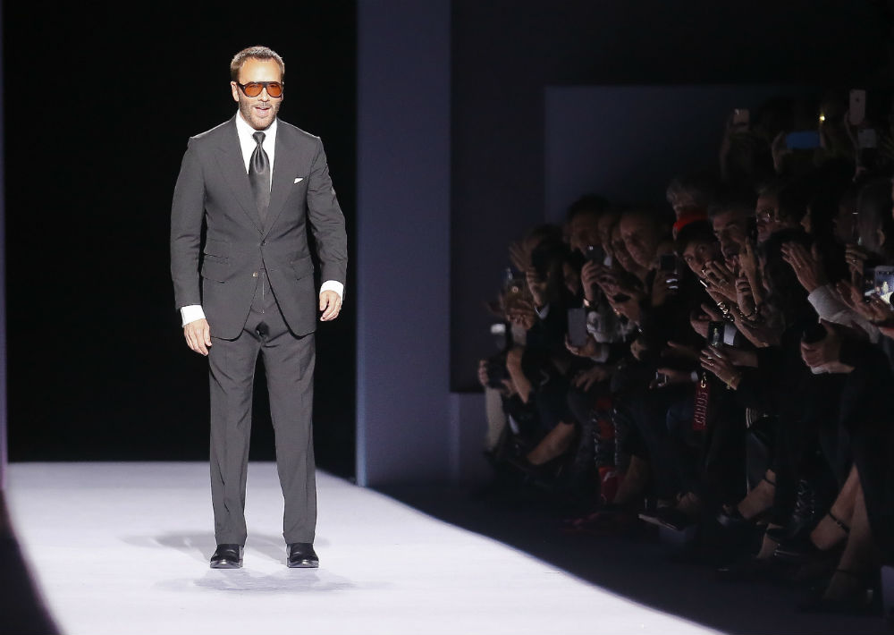 Tom Ford (Foto: AP)