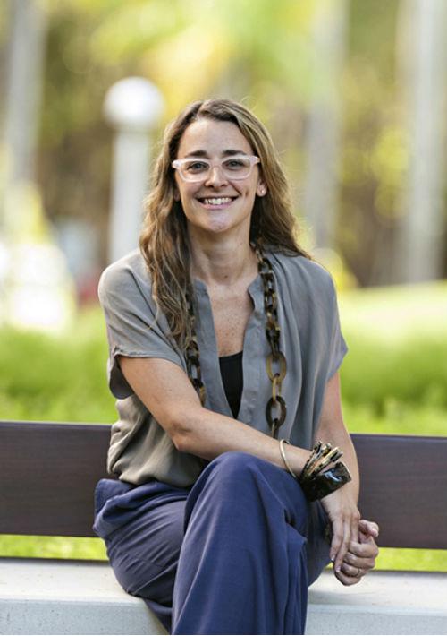 Camille Burckhart, Principal Oficial de Información y de Estrategia Digital de Popular, Inc. (Suministrada)